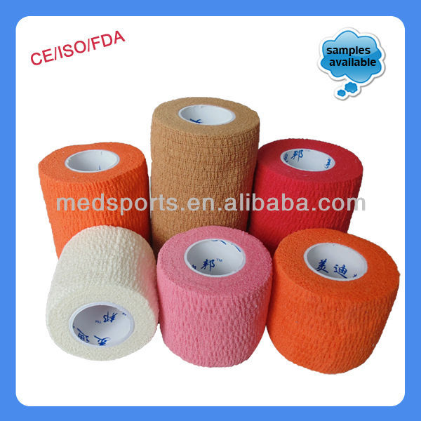 Approved Elastic Rubber Bandage
