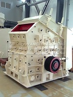 low price easy handling the calcite mine European type impact crusher