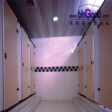 Nylon Toilet Partition / Stainless Steel Toilet Partitions