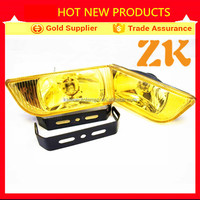 Amber universal triangle heavy truck off road motorcycle headlights