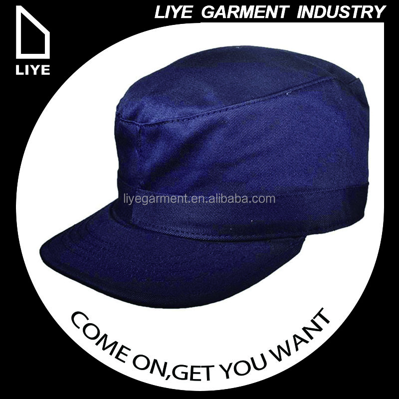 China Liye professional manufacturer high quality custom different color and types of military hats
