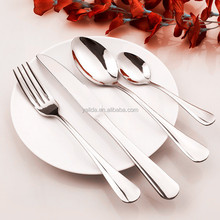 diner stainless steel cutlery set 4pcs manufacturer
