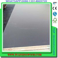 factory price cheap osb board film faced plywood