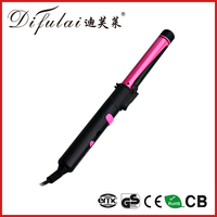 Hot Selling Pink Ladies Hair Dresser Curling Iron Hair Spin Auto Curler