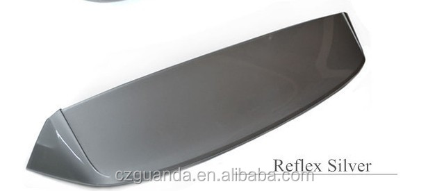 Spoiler for GOLF7 GTI/R Style silver