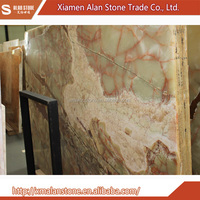 China Wholesale Market Agents Slab Green Onyx Price