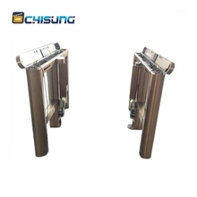 High class high quality heavy duty waist-high durable pedestrian swing gate access control