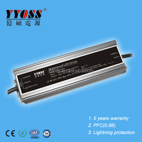 100w led driver 36v 5050 smd led strip power supply 5 year warranty