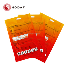 2013 new product ! With CE FDA ISO instant heating foot warmer patch
