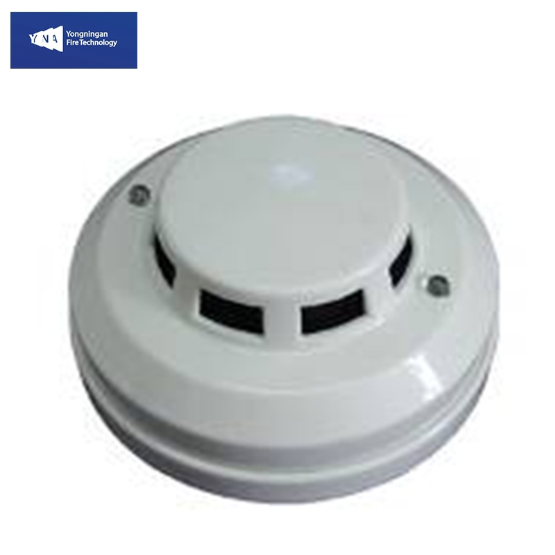 $3.5 Smoke Detector With Relay Output En14604 Standard