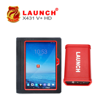 Heavy Duty Truck Diagnostic Tool HD Scanner LAUNCH X431 V+ Android Computer For 24V Car Scan Tool