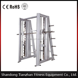 2016 hot sale/commercial gym equipment/ Smith Machine TZ-5034/Top Quality fitness equipment