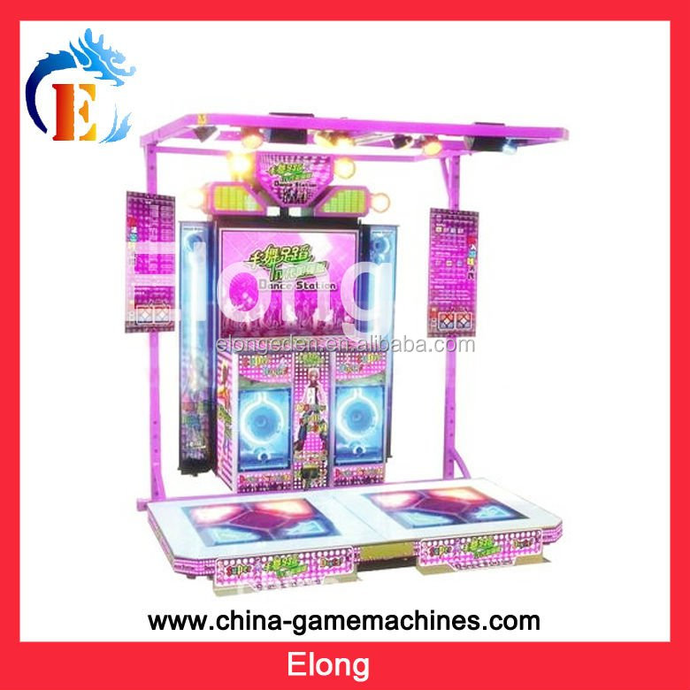 arcade game machine ,music machine/dancing machine