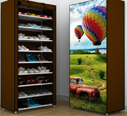 portable shoe cabinet folding fabric metal amazing portable shoe rack simple designs