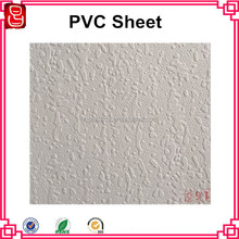 Building Materials PVC Decorative Film For Laminated Gypsum Ceiling Tiles