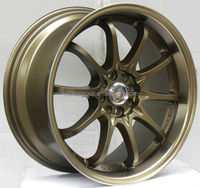 replica rays CE 28 deep dish aluminum wheels rims for sale
