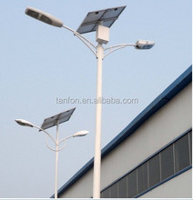 25w solar led street light Sidewalk Lighting All in one intelligent design solar light for Bangladesh