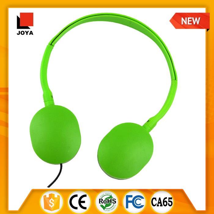 Over 20 years experience wholesale customized size DIY cute solo headphones