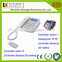 Hot selling elderly care products No Voice Mail SOS Emergency Telephone corded telephone