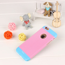 high quality net style phone case for iphone6