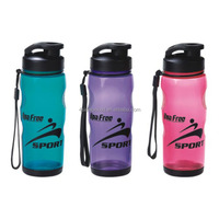 BPA Free Plastic Water Bottle 550ml