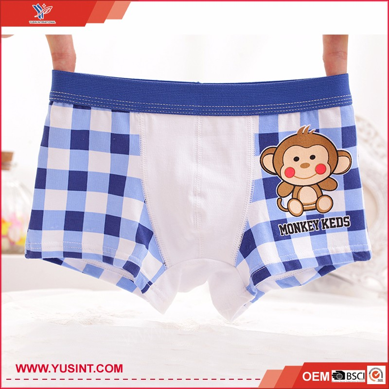 disposable underwear for children,kids' custom elastic underwear