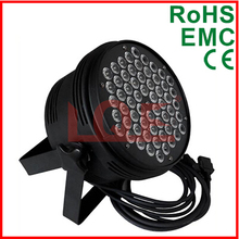 uplights DMX 60*3W RGBWA fashion show LED Par Light