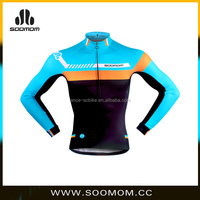 2015 light new model cycling jersey in winter thremal