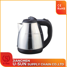 Hot selling superior stainless steel electric kettle