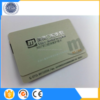 Plastic automatic pvc card embosser machines white/gold/silver for ID CARD