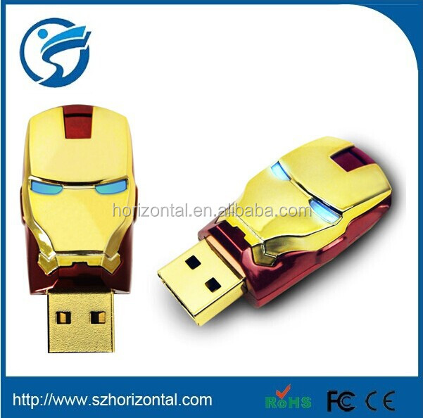 Sell cheap man of steel usb flash drive 16gb