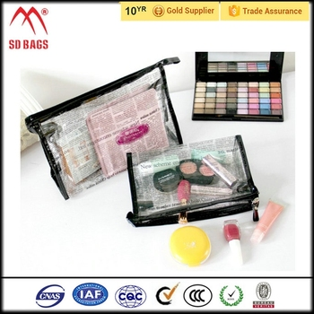 2015 Top quality cosmetic travel bag , silicone cosmetic bag