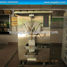 Milk beverage aseptic plastic pouch filling machine
