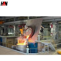 copper tube coils for induction furnace