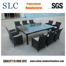 10 Seater Synthetic Rattan Table and Chair (SC-A7197-NP)