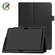 Tablet case for Huawei Mediapad T3 10 leather tablet cover with kickstand