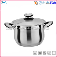 Hot selling stainless steel cooking pot stock pot(XM-2031SP)