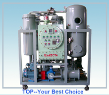 Explosion proof type diesel engine oil purifier used in metallurgy, machinery, oil field, chemistry, mine, power station