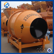 Industrial Machinery Equipment JZC500 Hopper Feeding Concrete Mixer