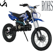 2017 New design 125cc 110cc 2troke dirt bike/pit bike