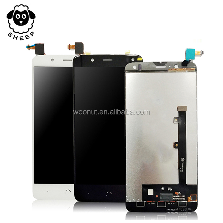 Mobile phone LCD screens For BQ Aquaris <strong>U2</strong> / <strong>U2</strong> Lite Full LCD Display with Touch Screen Digitizer Glass Assembly