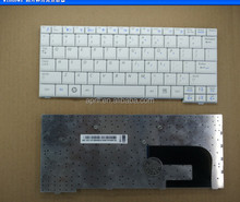 laptop keybpard for SAMSUNG NC10 white BR layout keyboard