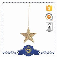 Brand New Attractive Cardboard Star Decoration