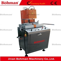 Omrm Single Corner UPVC /PVC Profile Welding Machinery