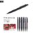fashion Stylus Metal Inkless Corporate Gift Pen Black Matte pen With Logo
