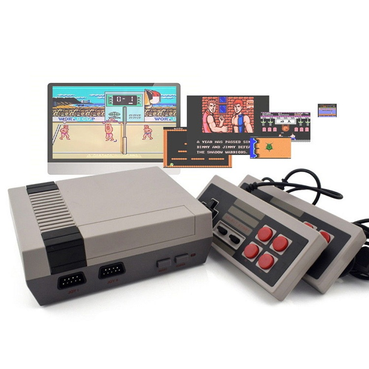 Retro TV video classic game player console game with 500 / 600 games