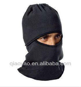 New Double Layers Thicken Warm Full Face Cover Winter Ski Mask Beanie CS Hat