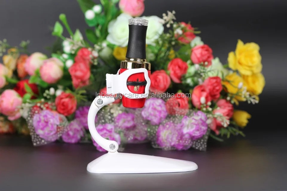 2017 newest Nail UV / LED Gel Polish Bottle Holder / Clamp
