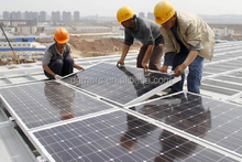 High quality TUV CE approved 6000W Off-Grid PV Solar panel system / Solar power system solar energy system price Home