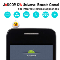 Wholesale JAKCOM i2A Universal Remote Control IR Wireless Smart Board TV Box AC Celular Android Mobile Phone Hot as Air Mouse